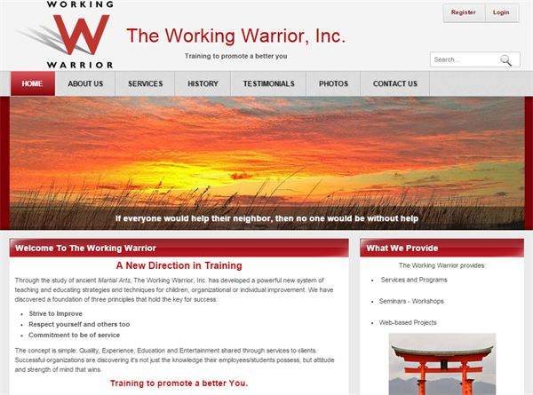 The Working Warrior