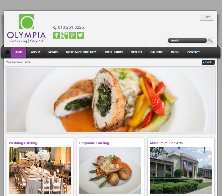 Olympia Caterings-New