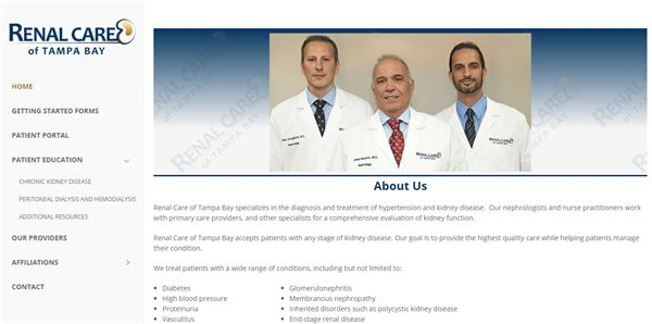 Renal Care of Tampa Bay